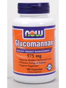 glucomannan weight loss fiber